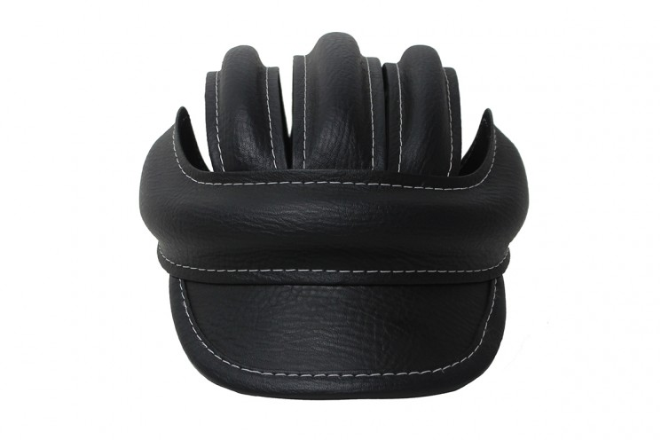 Helmet Vintage Black