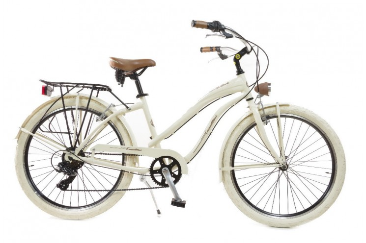 Cruiser Woman Beige