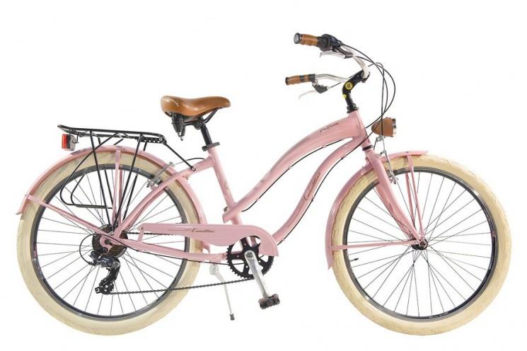 Cruiser Woman Pink