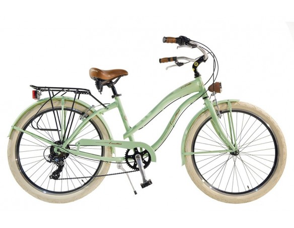 Cruiser Woman Light Green
