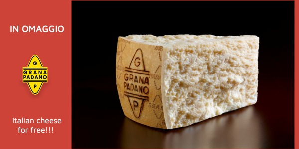 Do you like Italian Cheese Grana Padano ?